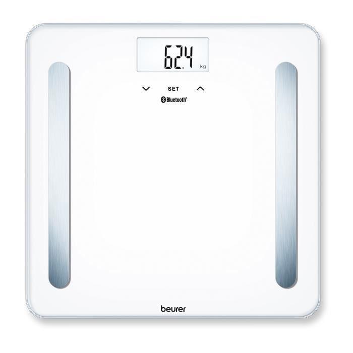 Beurer BF 600 PURE Impédancemètre connecté - Blanc