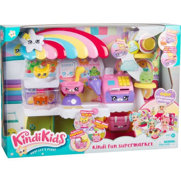 Kindi Kids - 50003 - Supermarché