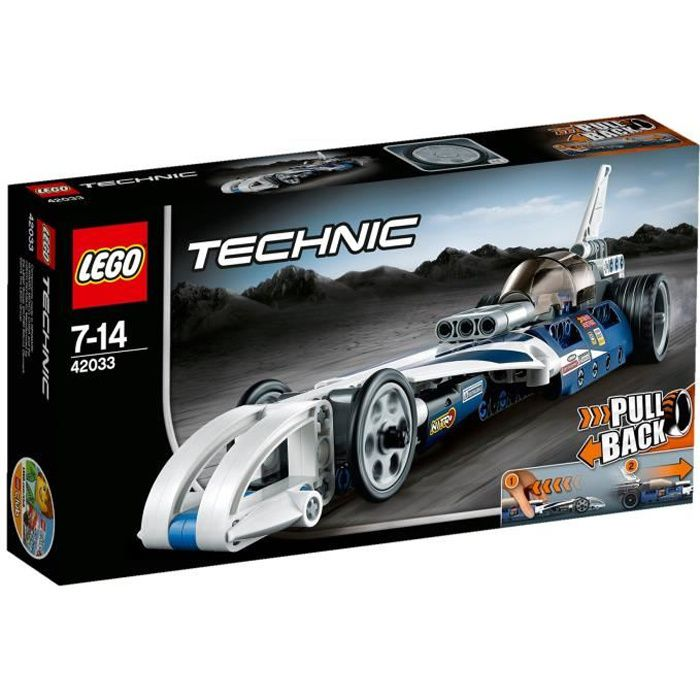 LEGO Jeu De Construction - Le Bolide Imbattable