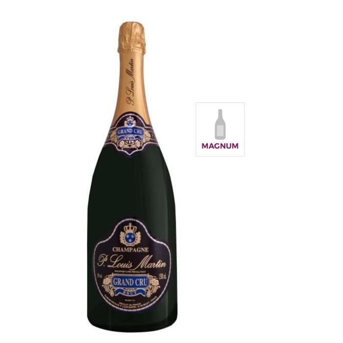 Champagne Paul Louis Martin Grand Cru Brut - Magnum 1,5L