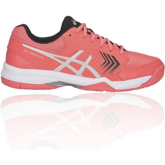 Asics Femmes Gel-Dedicate 5 Tennis Chaussures De Sport