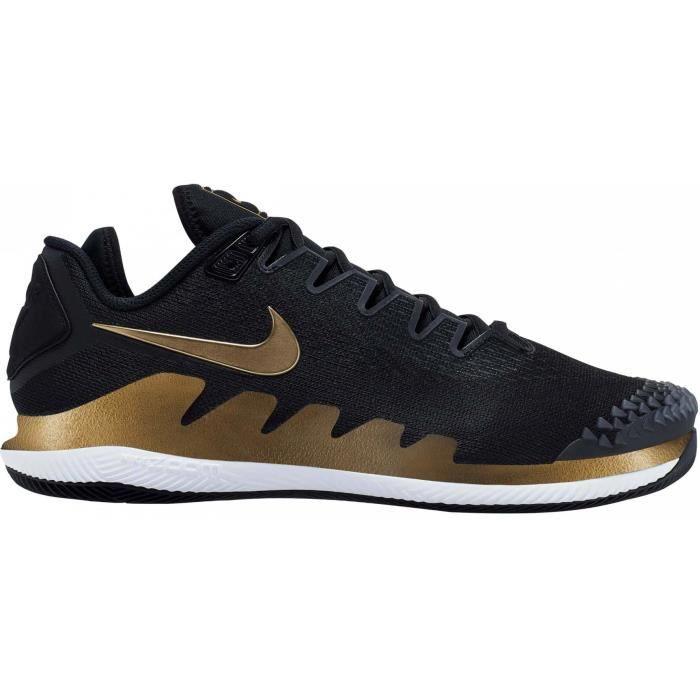 Nike Air Zoom Vapor X Knit Hommes Chaussure tennis noir
