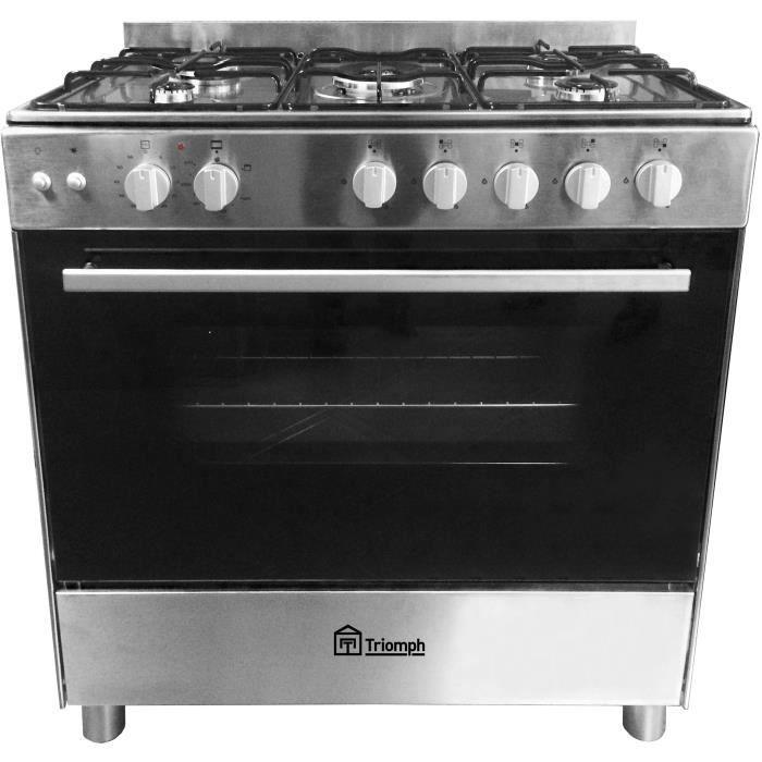 TRIOMPH TM802GX cuisinière gaz