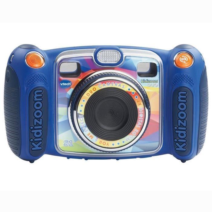 Vtech Kidizoom Duo numérique - Bleu