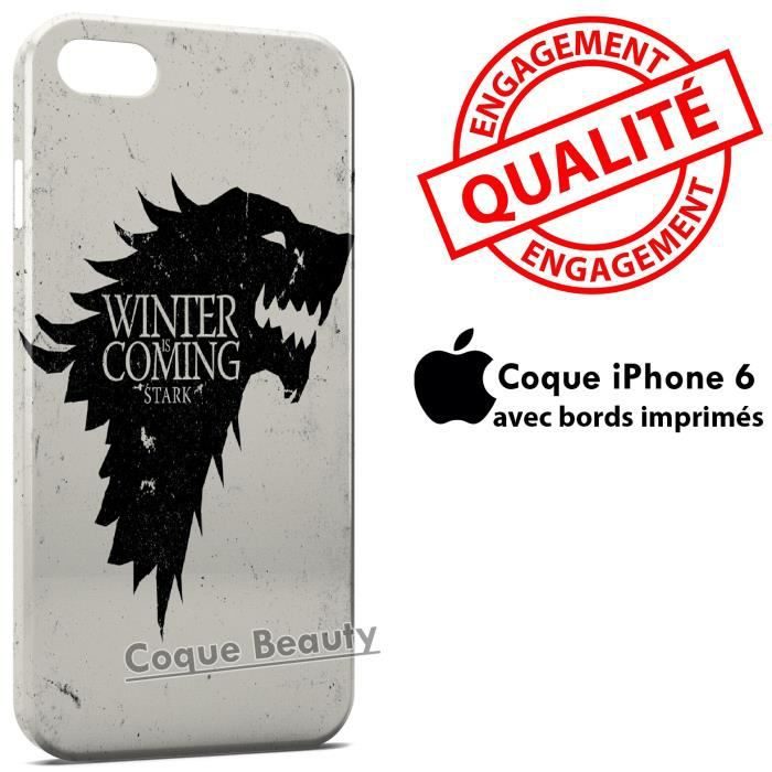 coque iphone 6 game of thrones silicone
