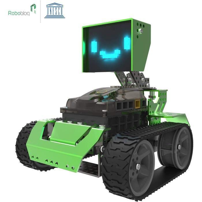 ROBOT - ANIMÉ ANIMÉ Robobloq QOOPERS - Robot éducatif programmable