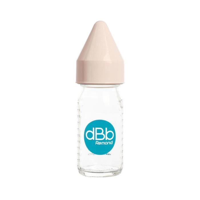 dBb Remond Goupillon Silicone /à Biberon//T/étine avec Anneau Turquoise