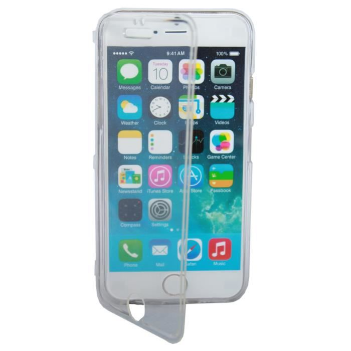 coque a rabat iphone 6