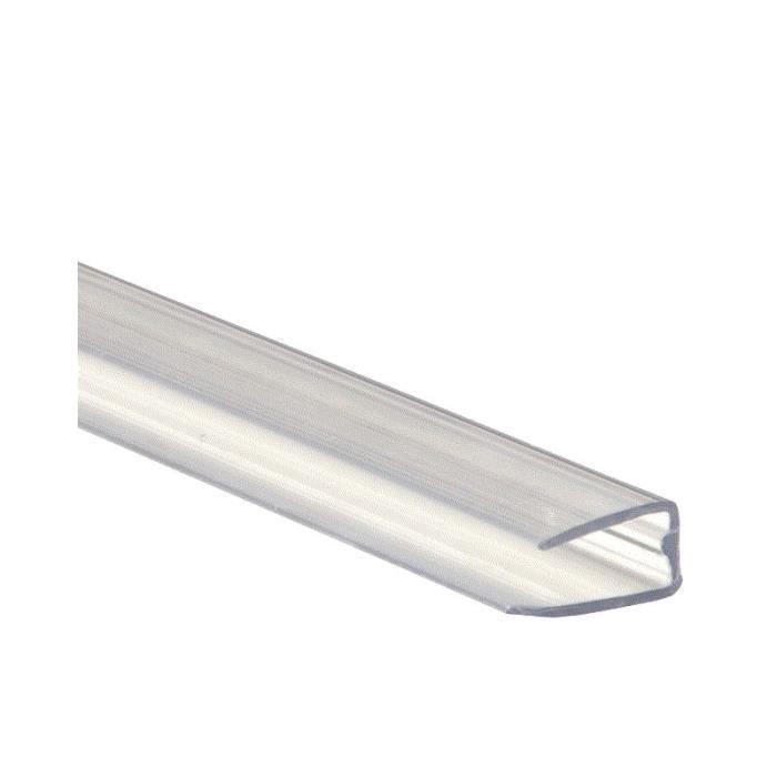 Profil/é en aluminium en forme de H pour dimensions int/érieurs de 4,5 /à 16 mm