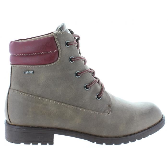 Femme 52803 TAMIA Beige Bottines TAUPE pour Achat MTNG mnwN80