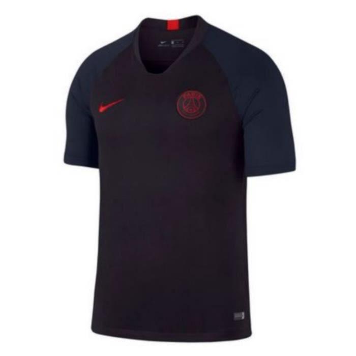Maillot Officiel D'entrainement Nike Homme Paris Saint Germain PSG 2019 2020