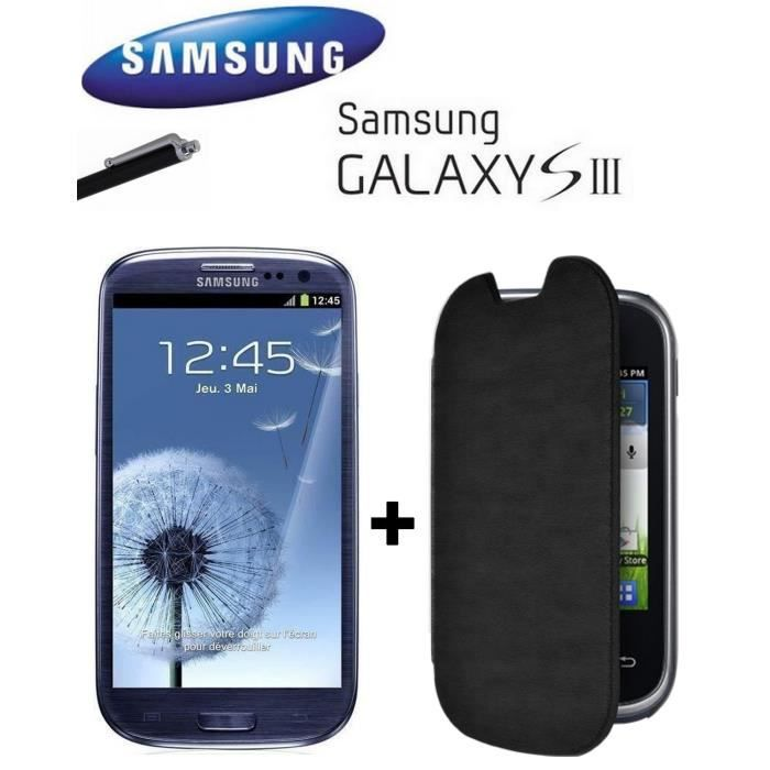 bon plan samsung galaxy s3 flip cover stylet achat vente smartphone bon plan samsung. Black Bedroom Furniture Sets. Home Design Ideas