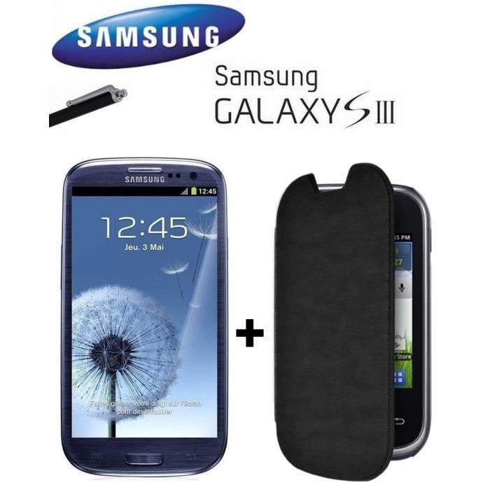 Bon Plan Samsung Galaxy S3 Flip Cover Stylet Achat Vente Smartphone Bon Plan Samsung Galaxy S A Prix Dechire 1990199123033 Cdiscount