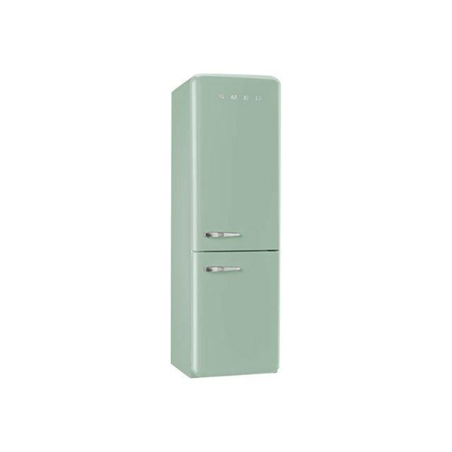 frigo smeg vert achat vente frigo smeg vert pas cher cdiscount. Black Bedroom Furniture Sets. Home Design Ideas