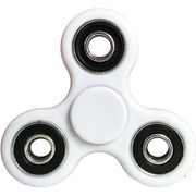 HAND SPINNER - ANTI-STRESS HAND SPINNER Blanc - Anti Stress