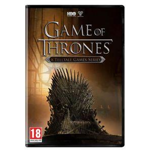 JEU PC Games Of Thrones Saison 1 Jeu PC