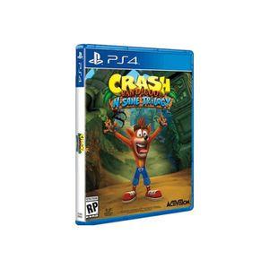 JEU PS4 Crash Bandicoot N. Sane Trilogy PlayStation 4