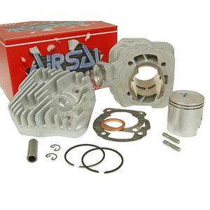 Peugeot Speedfight 1 2 AC 70 ccm Alu Sport Zylinder Kit SV Speedake AIRSAL Looxor