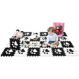 TAPIS PUZZLE 24 pcs Puzzles Tapis de Jeu EVA Tapis Mousse Bébé