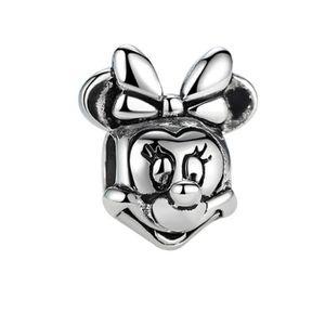 Charm's Charm Disney Minnie pour Bracelet Style Pandora Ar