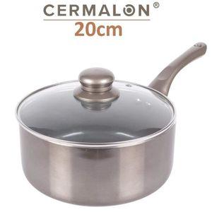 rouge acier carbone//blanc revêtement céramique Ecocook baking dish