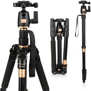 TRÉPIED AFAITH Trépied/Monopode caméra professionel compac