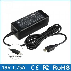 CHARGEUR - ADAPTATEUR  19 V 1.75a Laptop Ac Power Supply Chargeur Adaptat