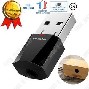 CLÉ USB TD clé USB Adaptateur Bluetooth jack audio Voiture