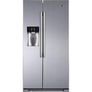 RÉFRIGÉRATEUR AMÉRICAIN HAIER Réfrigérateur américain HRF628AF6 - Silver