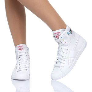 BASKET MODE REEBOK Baskets Top Down Femme