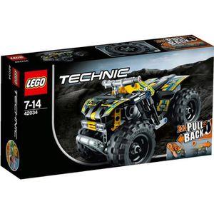ASSEMBLAGE CONSTRUCTION LEGO® Technic 42034 Le Quad