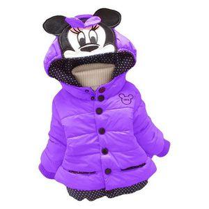 PARKA Zencart Parkas De Mode Fille Vêtements Enfant Vête