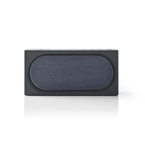 ENCEINTE NOMADE NEDIS Enceinte Bluetooth® | 15 W | Autonomie en ut