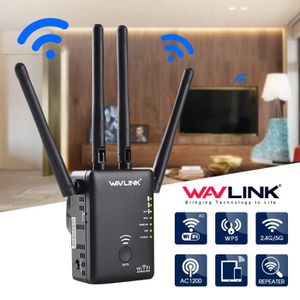 POINT D'ACCÈS WAVLINK Wifi Répéteur 1200Mbps Sans Fil Routeur Si