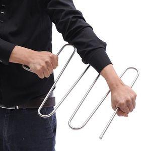 CINTRE Multifonction S type de Cintre pantalon En Acier I