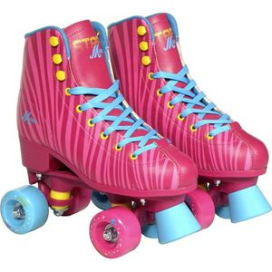 PATIN - QUAD TEMPLAR Roller Quad Star Zebra MOVE 37-38