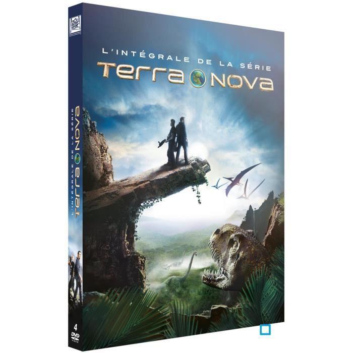 DVD Coffret intégrale terra nova