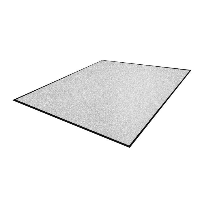 Andersen 2452# Classic Impressions Solid Tapis Nylon pour un Usage à l'Intérieur, Semelle en Caoutchouc Nitrile, 830gr/M2, 60 cm L