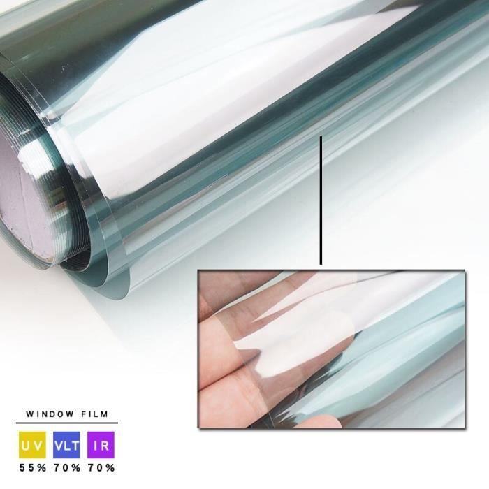 Film solaire de la teinte avant de voiture VLT - Film solaire de la teinte de voiture 70% Pare-brise laté - Modèle: - ANQCFSYA00458