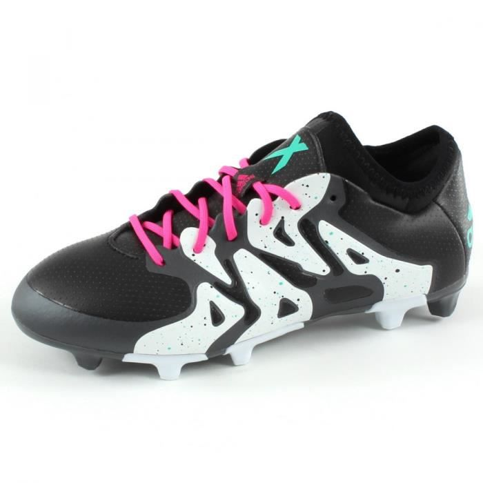 Chaussures de Football ADIDAS PERFORMANCE X 15.1 FG-AG Junior