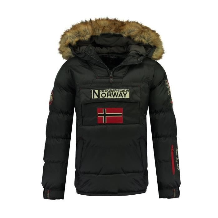 Doudoune Homme Geographical Norway Bilboquet 068DB Noir