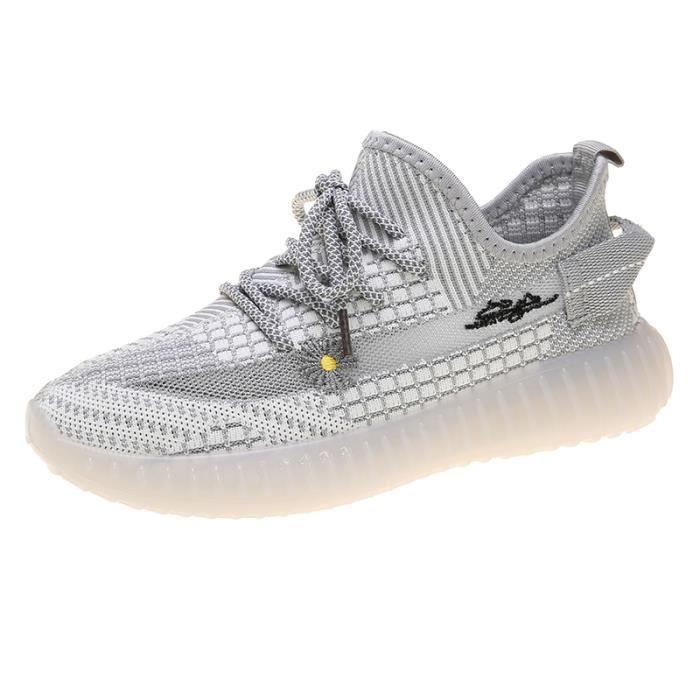 Baskets Femme - Running Chaussures de sport - gris HB™