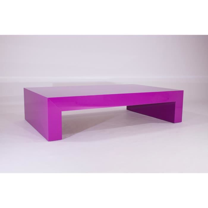 Table basse rose brillant mod first h21 achat vente - Table basse rose ...