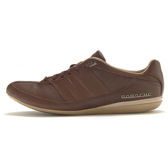 Adidas Originals Baskets hommes Porsche Design Typ 64 marron
