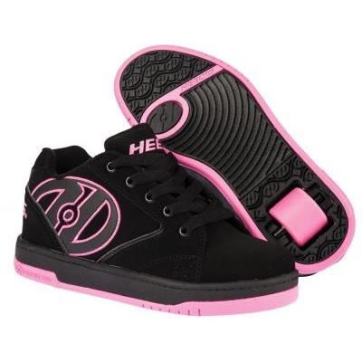 Chaussures à Roulette Heelys Propel 2.0 Black Hot Pink