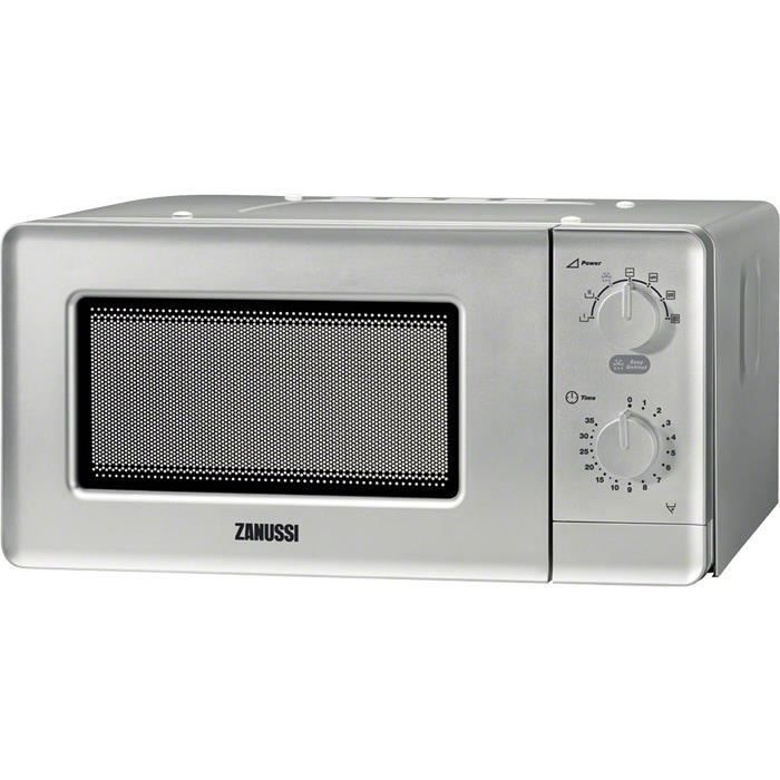 MICRO-ONDES ZFM15100SA ZANUSSI micro-ondes pose libre, 15 l, b
