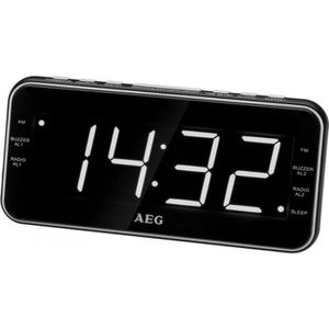 AEG MRC 4157 Radio USB + Aux-In + 24 Stations - LED