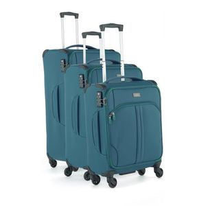 VALISE - BAGAGE Antler Aire Valise, 80 cm, 101 liters, Turquoise (