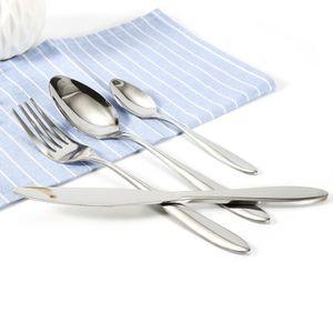 MÉNAGÈRE Inoxydable Ménagère 24 Pièces Couverts de Table -