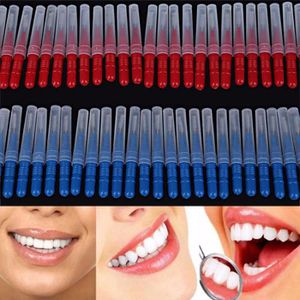 FIL DENTAIRE 50 pcs Tooth Floss Oral Hygiène Brosse interdentai